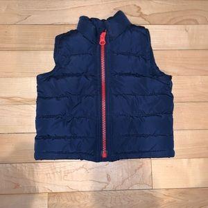 0-3 month vest
